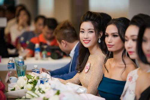 Ngất ngây ngắm nữ sinh dáng chuẩn nhất nhì Hoa hậu VN - 7