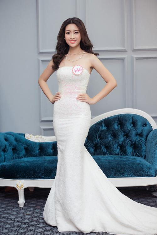 Ngất ngây ngắm nữ sinh dáng chuẩn nhất nhì Hoa hậu VN - 9
