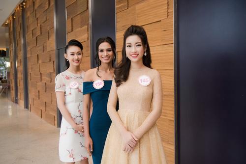 Ngất ngây ngắm nữ sinh dáng chuẩn nhất nhì Hoa hậu VN - 10