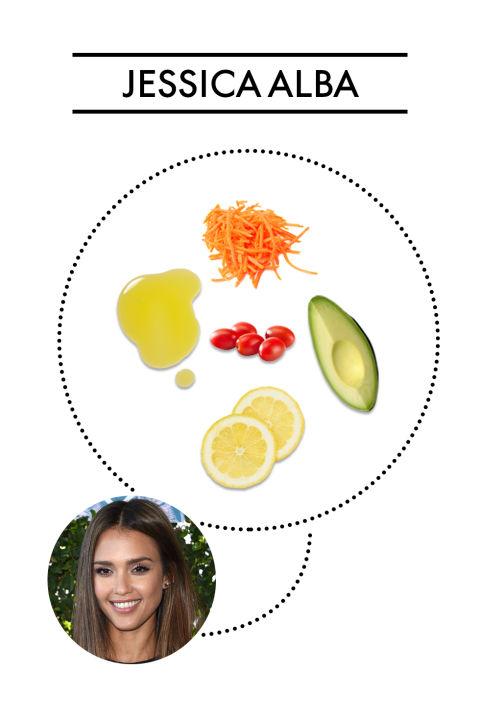 """Bí mật bên trong món salad """"ăn để đẹp"""" của sao thế giới - 4"""