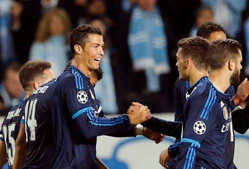 Real Madrid vào bảng đấu dễ ở cúp C1: Lại có nghi án - 2