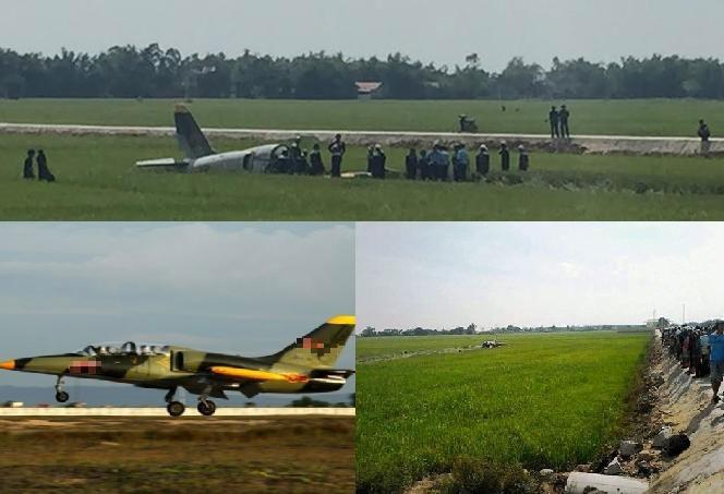 Tiết lộ nguyên nhân ban đầu vụ rơi máy bay ở Phú Yên - 1