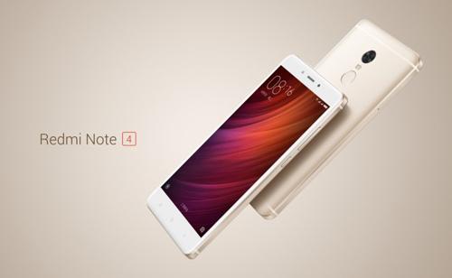 """Ra mắt Xiaomi Redmi Note 4 giá rẻ, máy """"ngon"""" - 2"""