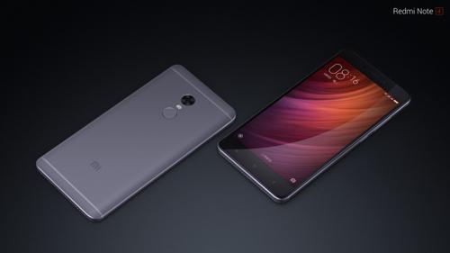 """Ra mắt Xiaomi Redmi Note 4 giá rẻ, máy """"ngon"""" - 1"""