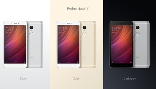 """Ra mắt Xiaomi Redmi Note 4 giá rẻ, máy """"ngon"""" - 3"""