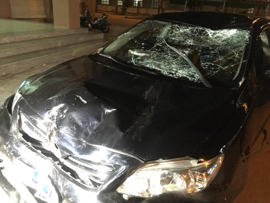 Vụ ô tô biển xanh gây tai nạn: Thêm 1 người tử vong - 3