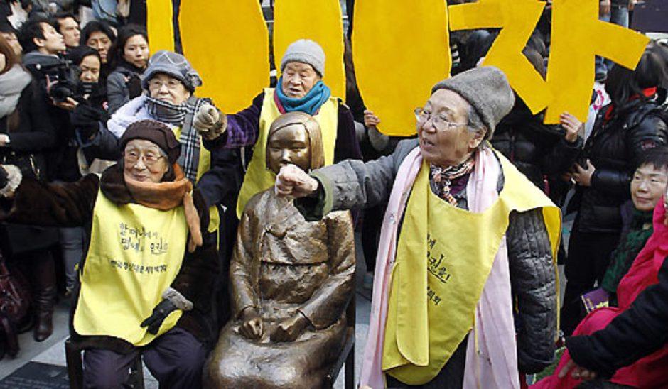Nhật đền bù 2 tỉ cho nô lệ tình dục HQ thời Thế chiến 2 - 2