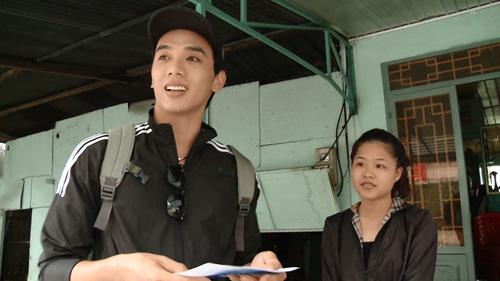 Diễn viên Thuận Nguyễn lên Gia Lai học nấu phở khô - 2