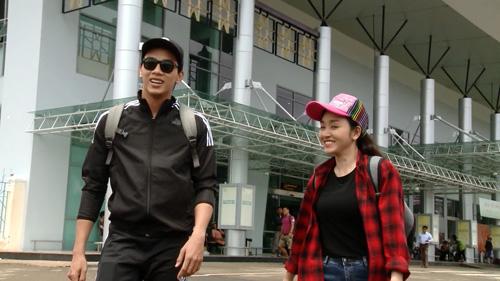 Diễn viên Thuận Nguyễn lên Gia Lai học nấu phở khô - 4
