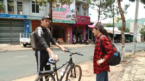 Diễn viên Thuận Nguyễn lên Gia Lai học nấu phở khô - 5