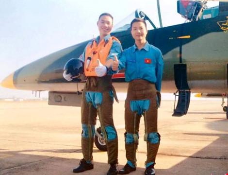 Hành động dũng cảm của chiến sĩ phi công trước khi hy sinh - 1