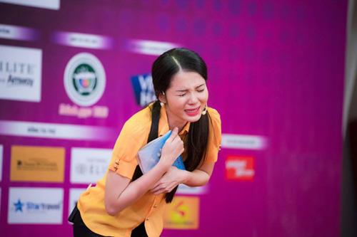 Độc đáo phần thi tài năng của người đẹp Hoa hậu Việt Nam 2016 - 3