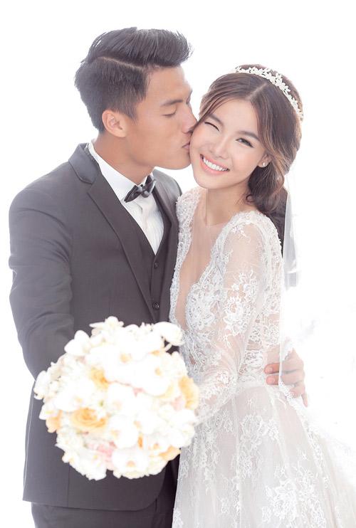 Kỳ Hân khoe cuộc sống hạnh phúc sau ba tháng kết hôn - 1
