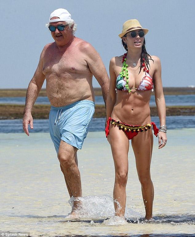 Người mẫu Ý gợi cảm bên chồng tỷ phú già nua, bụng phệ - 7