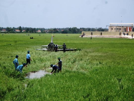 Vụ rơi máy bay ở Phú Yên: Do hỏng động cơ - 3