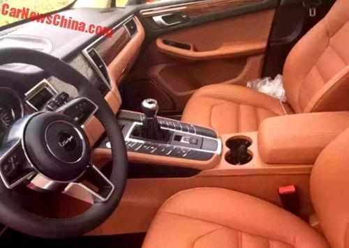 """Porsche Macan """"dỏm"""" giá chỉ 300 triệu đồng - 2"""