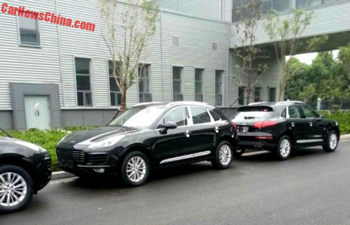 """Porsche Macan """"dỏm"""" giá chỉ 300 triệu đồng - 5"""