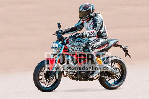 """Ducati Monster 939 mới lộ... """"hàng"""" - 1"""