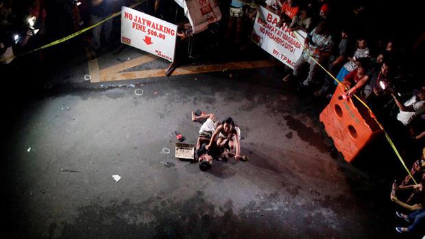 Philippines: Khuyên người nghiện đốt nhà kẻ buôn ma túy - 2