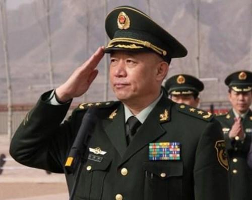 TQ lần đầu tiên bắt tướng quân đội đương chức - 1