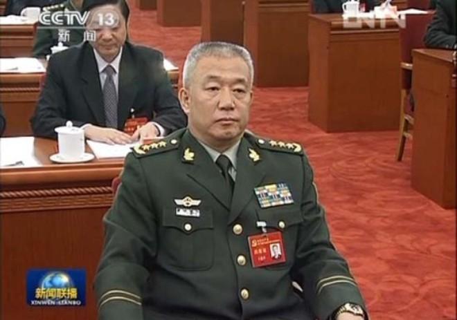 TQ lần đầu tiên bắt tướng quân đội đương chức - 2
