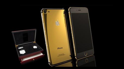 Công ty chuyên mạ vàng điện thoại lộ cấu hình iPhone 7 - 4