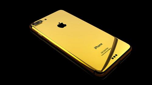 Công ty chuyên mạ vàng điện thoại lộ cấu hình iPhone 7 - 2