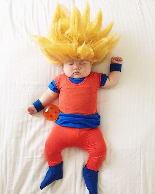 Cô bé 4 tháng tuổi thành ngôi sao hot nhất Instagram - 4