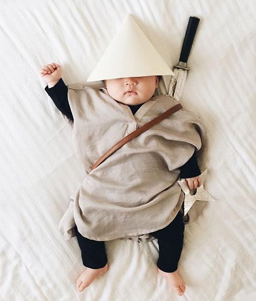 Cô bé 4 tháng tuổi thành ngôi sao hot nhất Instagram - 6