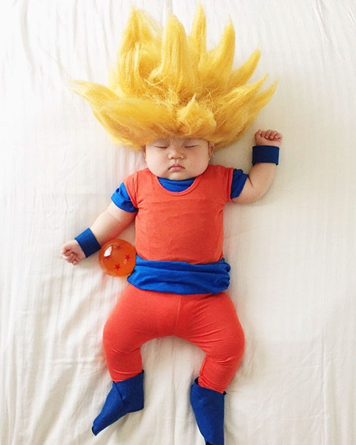 Cô bé 4 tháng tuổi thành ngôi sao hot nhất Instagram - 10