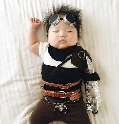 Cô bé 4 tháng tuổi thành ngôi sao hot nhất Instagram - 12