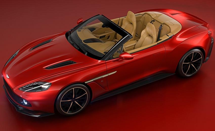 Aston Martin Vanquish Volante Zagato chỉ sản xuất 99 chiếc - 2