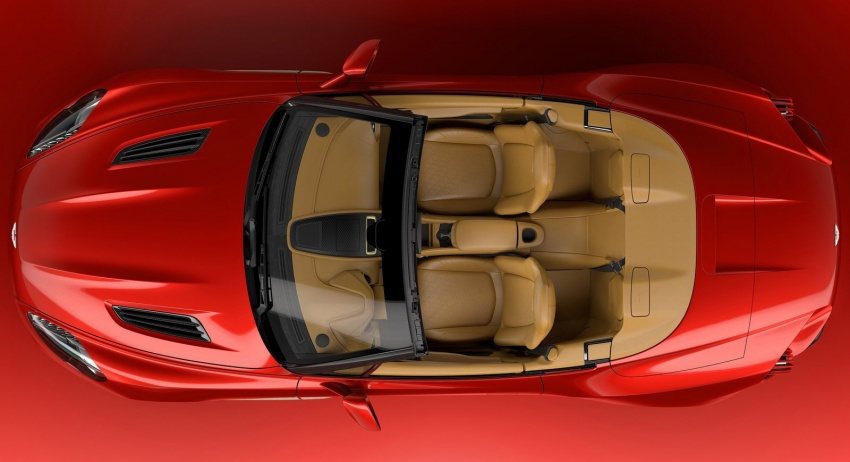 Aston Martin Vanquish Volante Zagato chỉ sản xuất 99 chiếc - 7