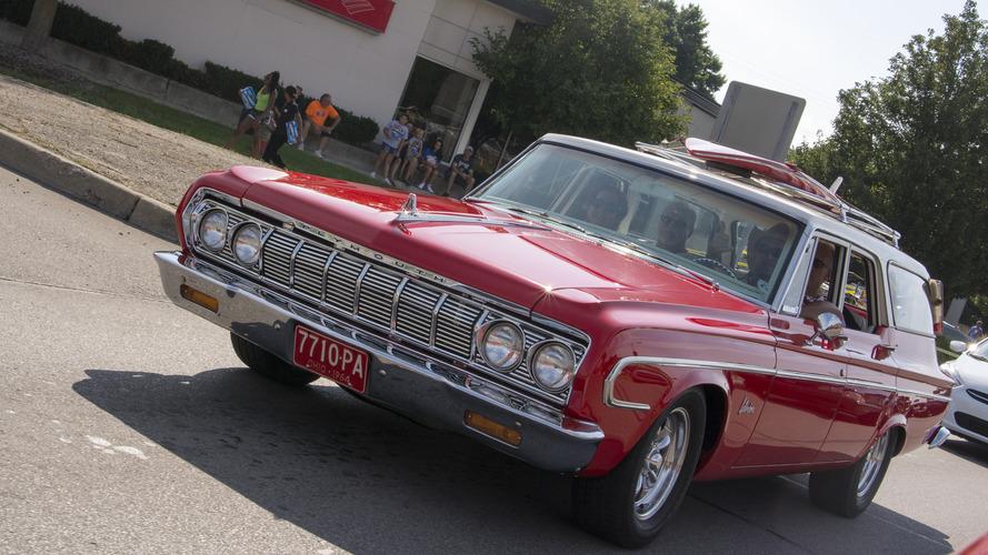 "Những chiếc xe ""kỳ cục"" nhất tại Woodward Dream Cruise 2016 - 1"