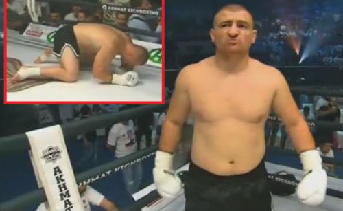 MMA: Can tội hầm hố dính một vố đau - 1