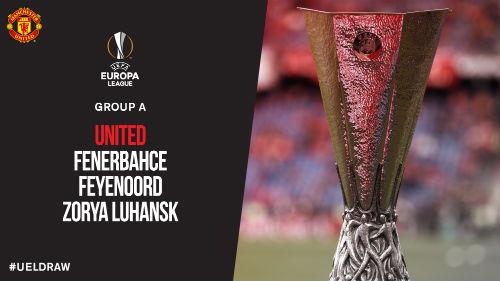 Vòng bảng Europa League: MU không may mắn - 1