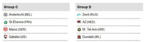 Vòng bảng Europa League: MU không may mắn - 3