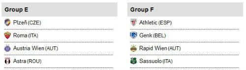 Vòng bảng Europa League: MU không may mắn - 4