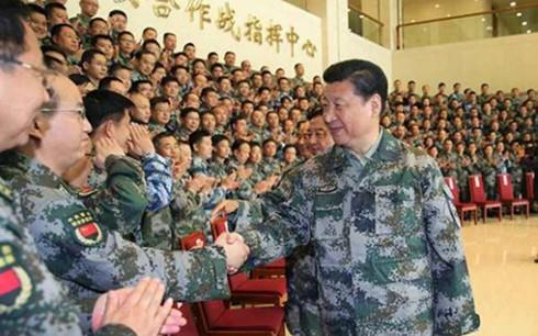 """Cải tổ quân đội, Trung Quốc """"vượt mặt"""" Mỹ ở Biển Đông? - 1"""