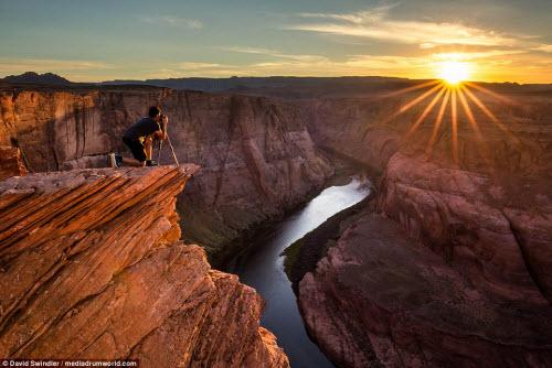 Choáng ngợp trước những phong cảnh hùng vĩ nhất nước Mỹ - 2