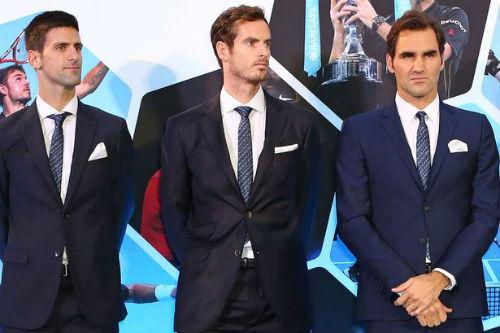 US Open: Federer đề cao Murray nhưng đặt cửa Djokovic - 1