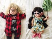 Bạn trẻ - Cuộc sống - Cô bé 4 tháng tuổi thành ngôi sao hot nhất Instagram