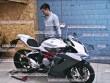 Cận cảnh quá trình lên đồ chơi cho MV Agusta F3