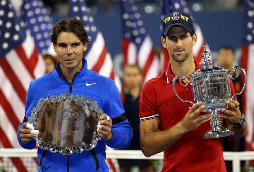 Phân nhánh US Open: Djokovic hẹn Nadal ở bán kết - 1