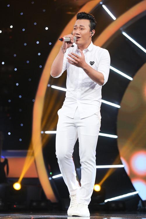 """Thu Minh tiếc nuối vì """"chàng trai bán bún bò"""" bị loại Vietnam Idol - 2"""