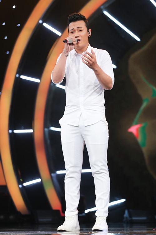 """Thu Minh tiếc nuối vì """"chàng trai bán bún bò"""" bị loại Vietnam Idol - 1"""