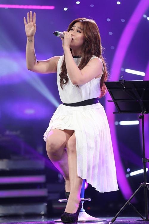 """Thu Minh tiếc nuối vì """"chàng trai bán bún bò"""" bị loại Vietnam Idol - 5"""