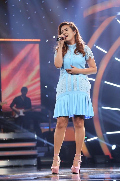 """Thu Minh tiếc nuối vì """"chàng trai bán bún bò"""" bị loại Vietnam Idol - 8"""