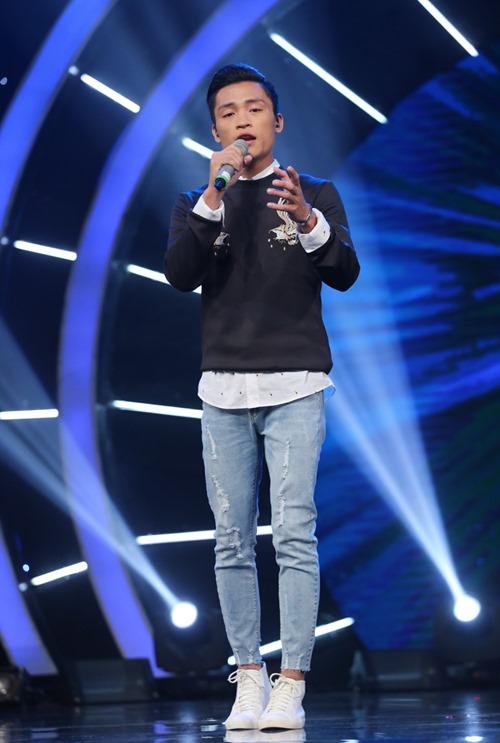 """Thu Minh tiếc nuối vì """"chàng trai bán bún bò"""" bị loại Vietnam Idol - 4"""