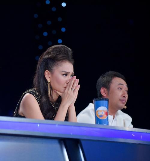 """Thu Minh tiếc nuối vì """"chàng trai bán bún bò"""" bị loại Vietnam Idol - 3"""